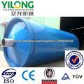 maquinaria de reciclaje de residuos plásticos como combustible aceite con CE & ISO9001
