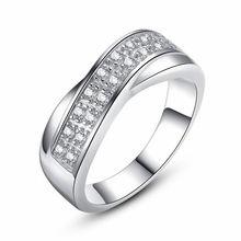de la mujer de alibaba de cristal anillo de venta al por mayor