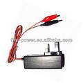 La venta caliente!!! De plomo ácido de la batería cargador de 12v 1.0a hecho en china