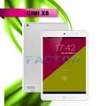 El más barato de tableta mid pc 1024*768p 7.85 pulgadas cimi x8 quad core tablet pc