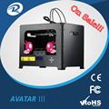 digital 3d preço máquina de impressão digital pressador