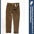 niños bordados de pantalones de mezclilla pantalones vaqueros niños