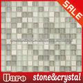 semi-glossy semi-esmerilado mosaico balcón de vidrio