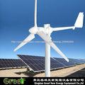 Caliente! 5kw viento solar híbrido generador para la venta fuera de la red del sistema o en la red, 220v 120v