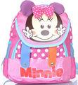 hunan coreano de dibujos animados mini niños bolso de escuela