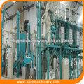 farine de sorgho automatique ligne de production de farine de grains machine de traitement
