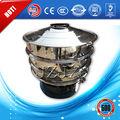 todo el acero inoxidable 304 cernidor de harina de la máquina con grado alimenticio de alta las normas
