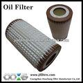 De la oe: 000 180 26 09 mejor precio baja calidad del filtro de aceite fabricante del filtro de aceite de referencia cruzada