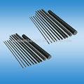 0.8~51mm de alta calidad de carbono varillas de fibra de/de fibra de carbono sólido varillas/varillas cfrp
