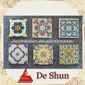 azulejos decorativos de cerámica