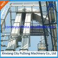 de gran capacidad tipo de cinturón de elevador de cangilones de molienda de arroz