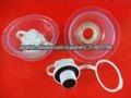 válvula de aire inflable rápida para desinflable