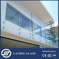 8-12mm escalera de cristal templado con el ce cerfificate