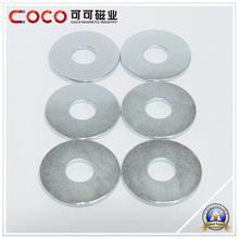Permanent Magnet anillo de neodimio para Stepper Motor / Magnet Anillo con agujero grande / (N35, N38, N40, N42, N45, N48, N50,