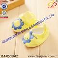100% de algodón cómodo para el bebé lindo venta al por mayor zapatos de verano zapatos de bebé