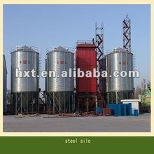 silo de grano del tanque