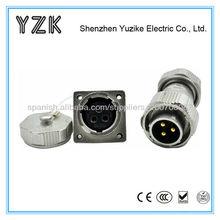 china potencia proveedor conector pin tipos con 3 pines conector resistente al agua s para eléctrica juntas