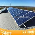 2kw de pie libre por sí solo los paneles solares para el aire acondicionado eléctrico