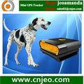 resistente al agua IPX-8 add comunicación bidireccional mini perseguidor de los gps para perros, gatos, animales domésticos con