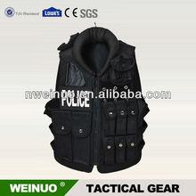 combatir la policía chalecos tácticos