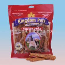 pollo desigual de alimentos para mascotas bolsa para el perro