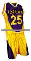 Uniformes del baloncesto