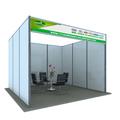 3x3 modular portátil muestra de exposiciones de shanghai
