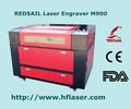 Grabar madera por laser maquina M900