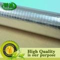 reforzado con papel de aluminio para techos de papel entelado