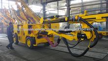 Jumbo hidráulico de perforación HT83S (Hydraulic Drilling Jumbo HT83S)