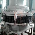 equipos de construcción de la primavera trituradora de cono