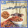 Cadena de producción de alimentos para mascotas