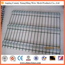 panel de la cerca de malla de alambre de acero inoxidable
