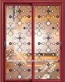fashional 2013 puertas corredizas de vidrio para cuarto de baño