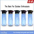 2014 nova mão garrafas de água invenção desinfetante garrafas de plástico