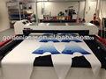 digital, impreso máquina de corte por láser de tela