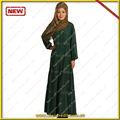 2014 abaya de alta calidad en el diseño de la arabia saudita con precio razonable