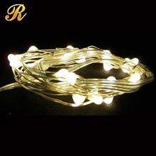LED Chrismas luz de la cuerda , la luz de neón