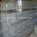 estilo nuevo y de alta calidad comercial de la jaula del conejo