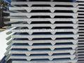 telhado de galpão de eps painel de sanduíche do painel de tecto