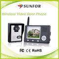 алибаба акций беспроводные видео-телефон двери дверной звонок внутренней связи