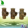 Latón válvula reductora de presión, la igualación de presión de la válvula