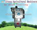 de alta calidad en tándem bomba de engranaje hidráulica tractor mtz engranaje de la bomba