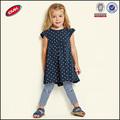 lindo estilo de venta al por mayor de ropa para niños de china para las niñas