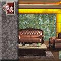 F020-5 diseño decorativo de pared espejo( grandes hojas)