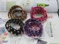 Novos moda em couro pulseiras pulseiras de braço pulseira de couro macio