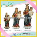 hotsale atacado resina estátuas religiosas