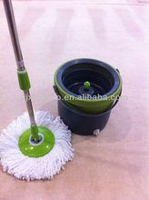 spin fregona cubo y kit de rotación 360 paño de microfibra cabeza negro genuino y de microfibra decker steam mop pastillas