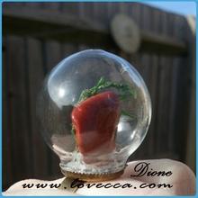 de estilo europeo claro colgantes bolas de cristal