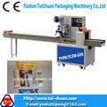Automática máquina de embalagem para biscoitos& biscoito wafer tczb- 320 máquinas de embalar
